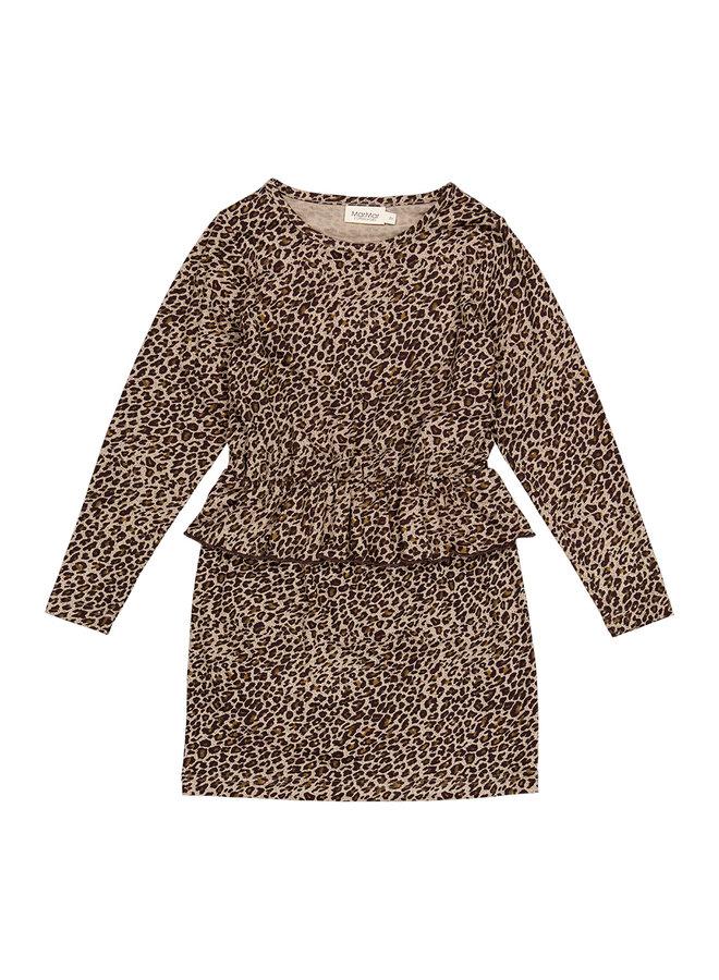 MarMar | leo durita | dress | sandstone leo