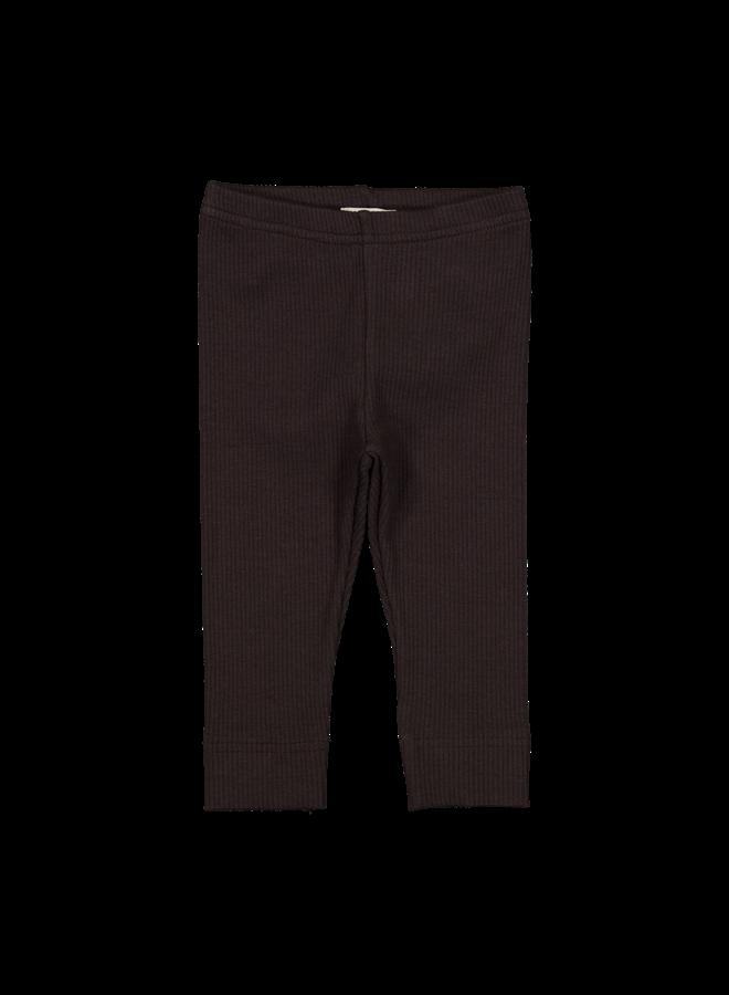 MarMar   leg   pants   dark chocolate