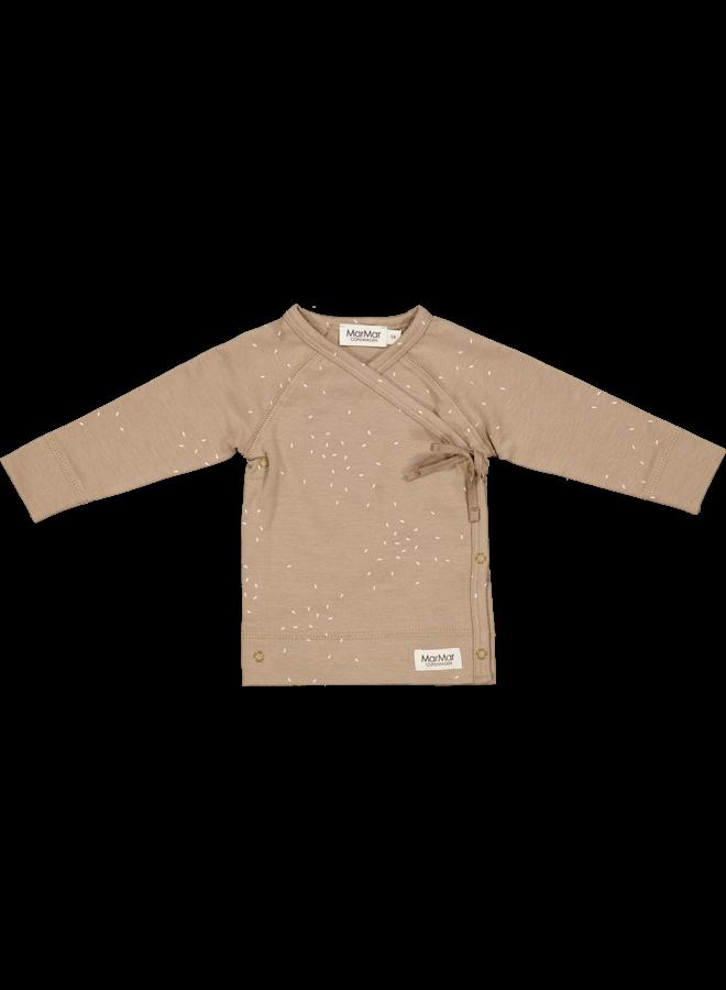 MarMar | tut wrap ls | t-shirt | nut sprinkles