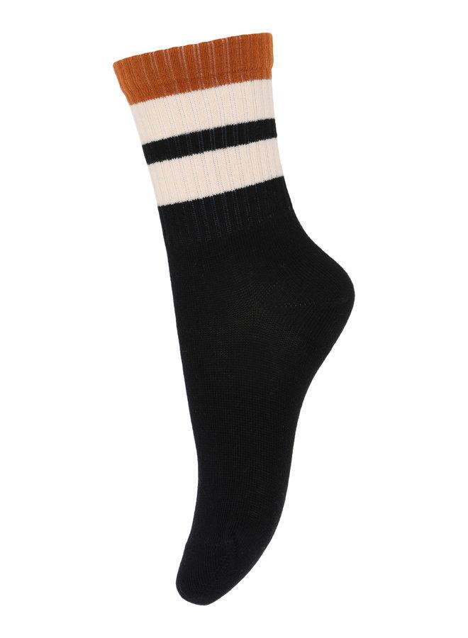 MP Denmark   frej socks   black
