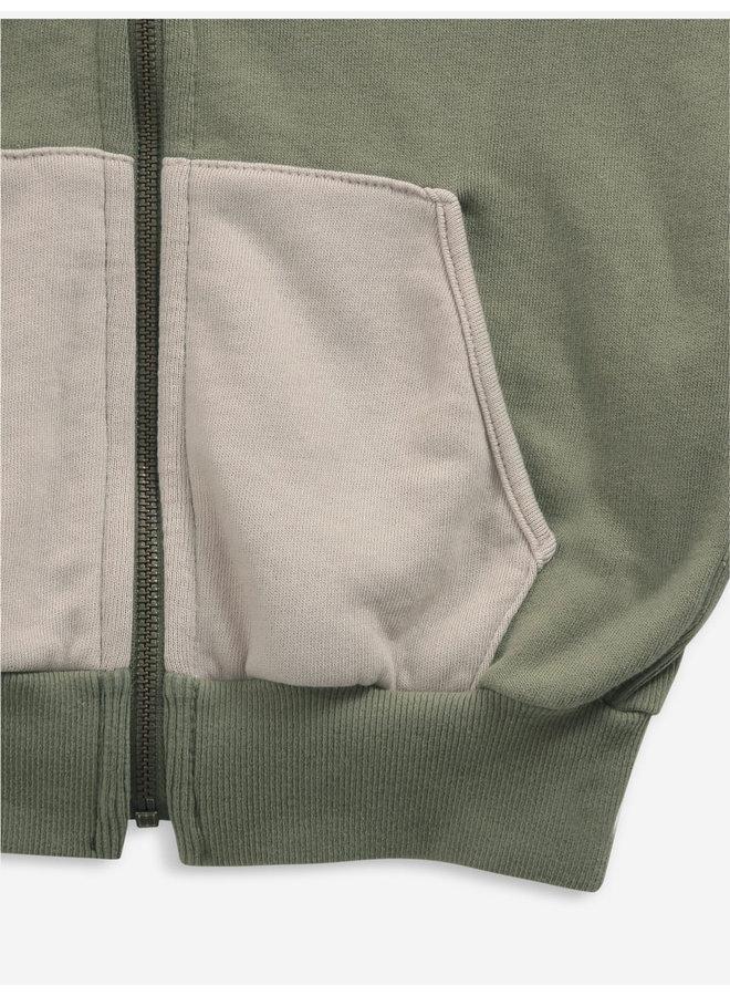 Bobo Choses | doggie zipped hoodie