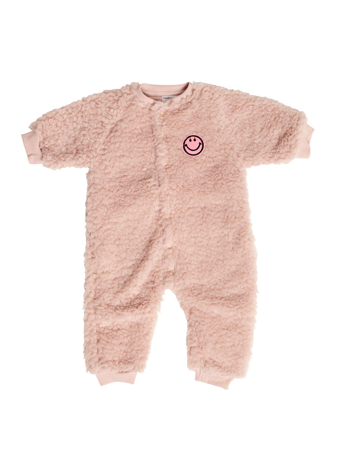 Maed for mini | onepiece | soft salmon