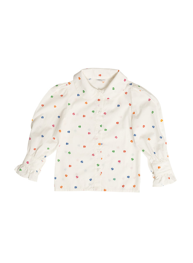 Maed for mini | blouse | bomb boa