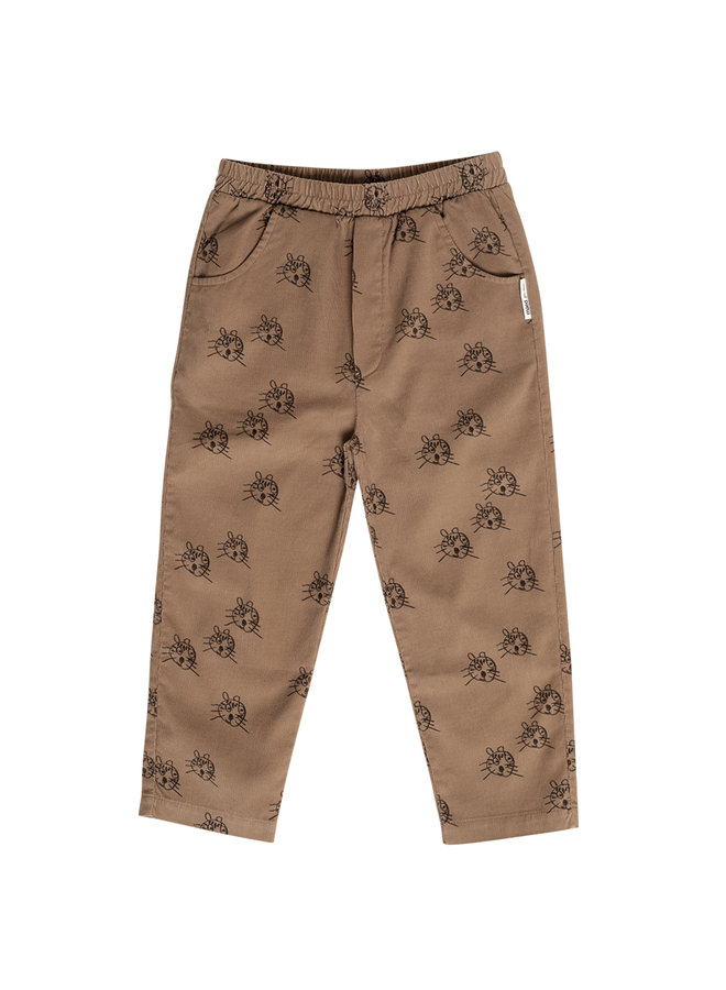 Maed for mini   chino   cheerful caracal
