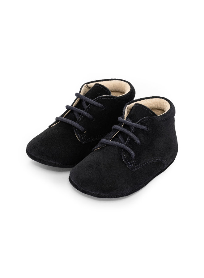 Mavies | classic boots | navy suede