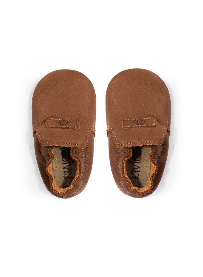 Mavies | first steps | brown