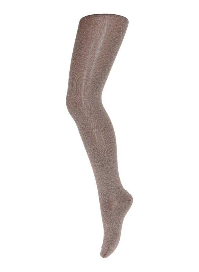 MP Denmark | glitter tights | brown sienna