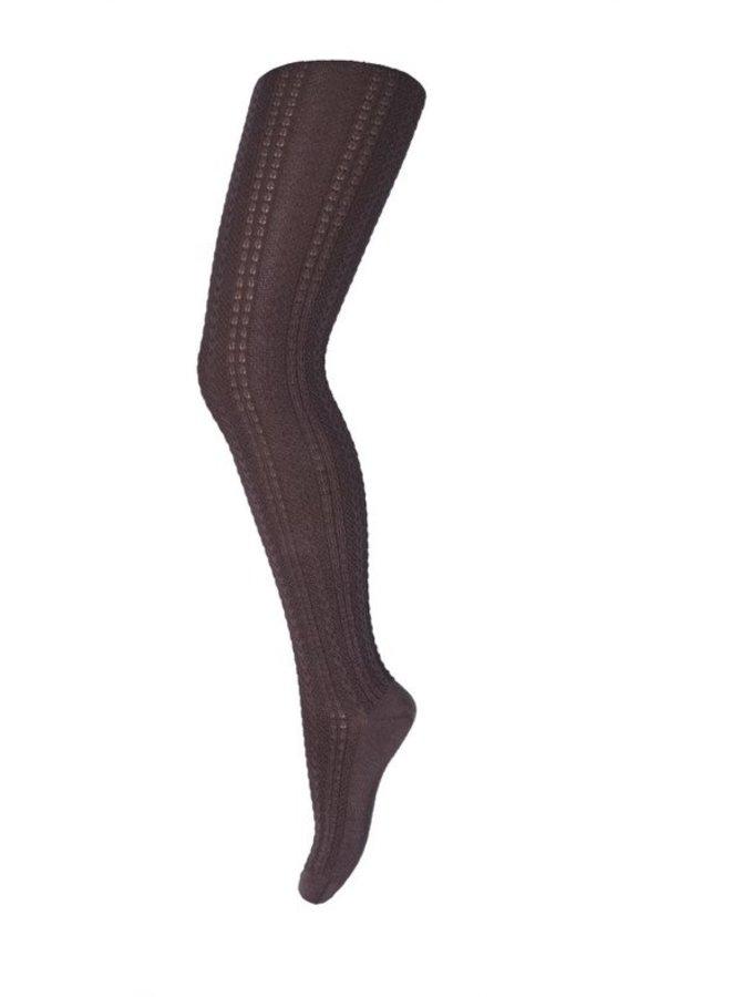 MP Denmark | hanna tights | brown sienna