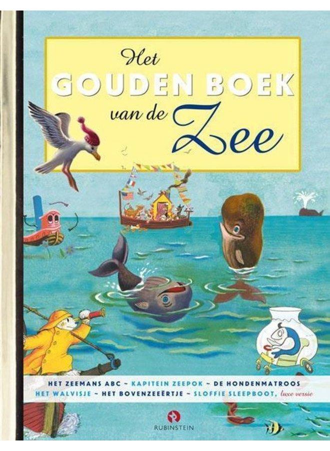 Boeken   gouden voorleesboek   het gouden boek van de zee   3+