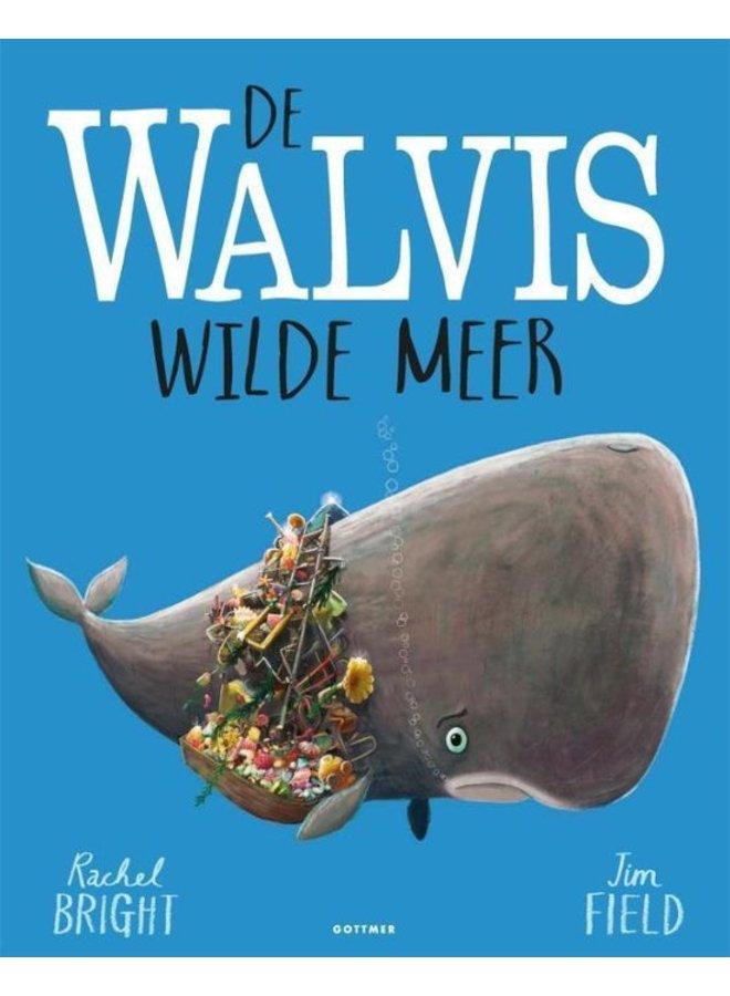 Boeken   de walvis wilde meer   4+