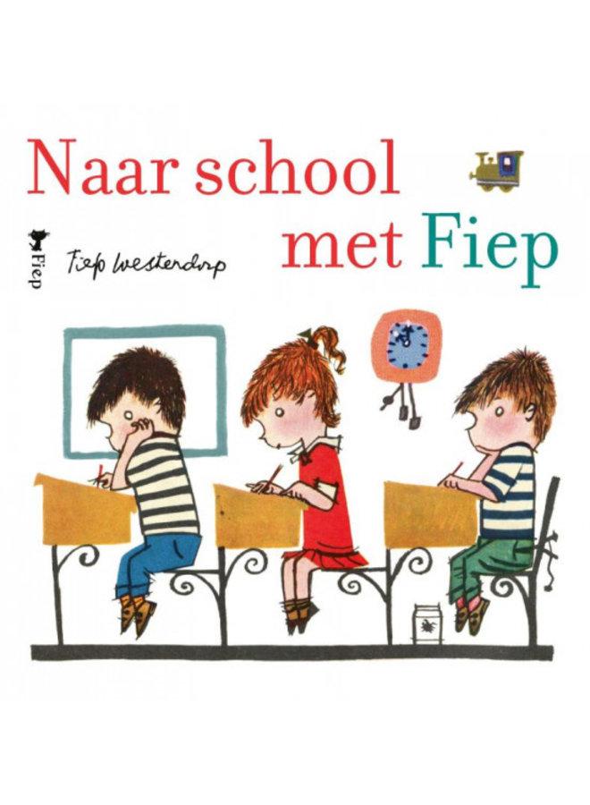 Boeken | naar school met fiep