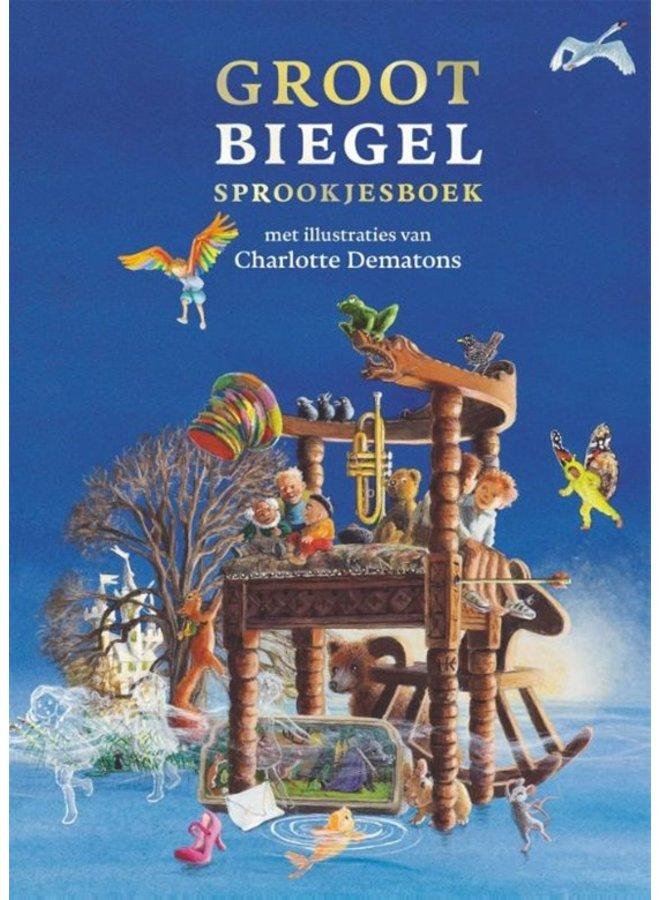Boeken | groot biegel sprookjesboek | 6+