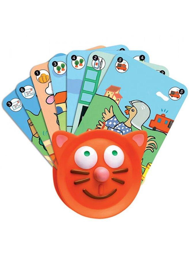 Djeco | kaartenhouder