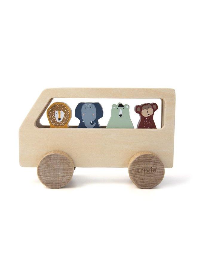 Trixie |  houten dierenbus