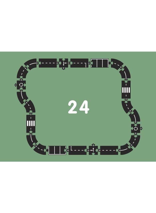 Waytoplay   highway   24 parts