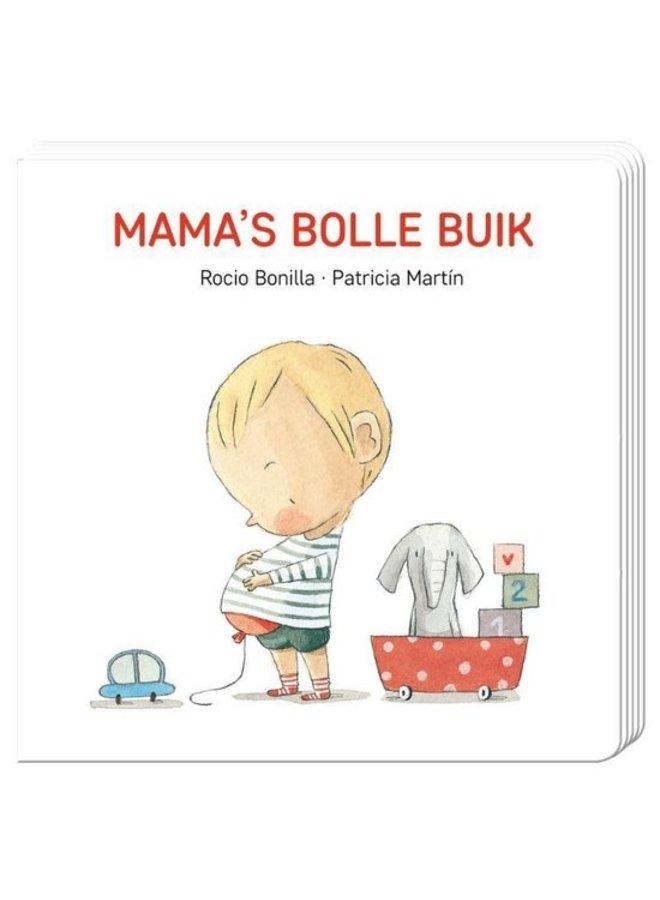 Boeken | mama's bolle buik | kartonboekje