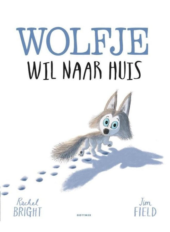 Boeken   wolfje wil naar huis   4+