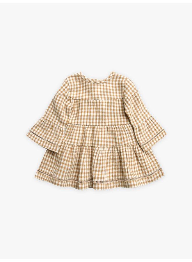 Quincy Mae | belle dress | honey-ivory
