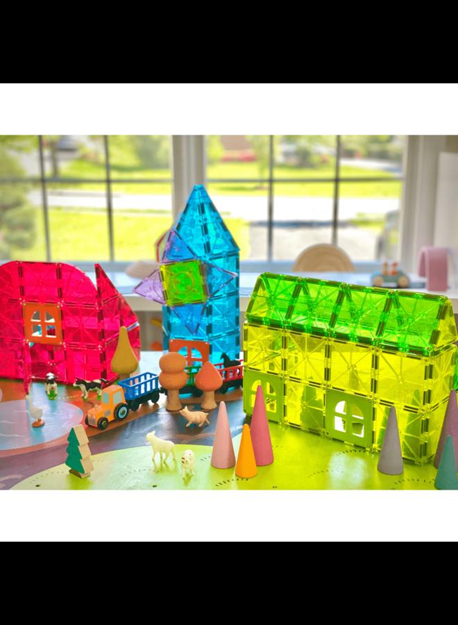Magna-Tiles | metropolis | 110 stuks