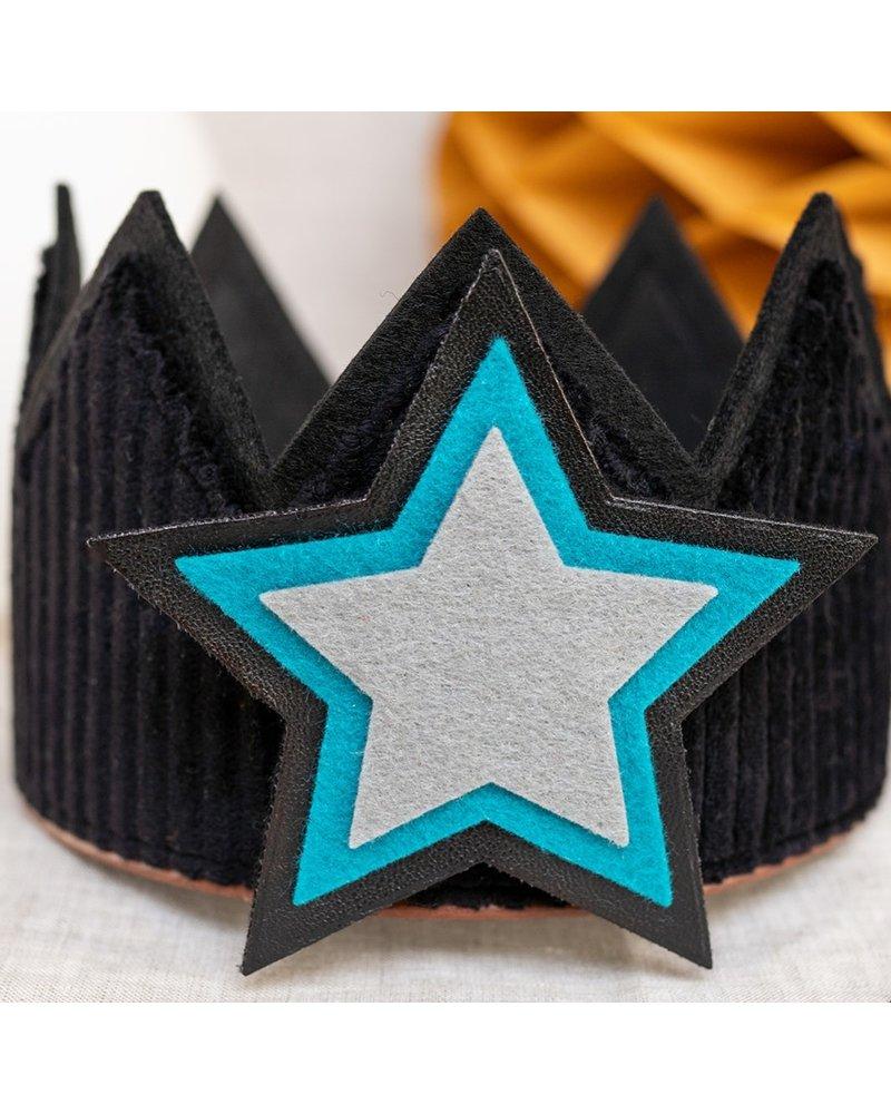 Cijfers en sterren voor de Deep Black Rib kroon
