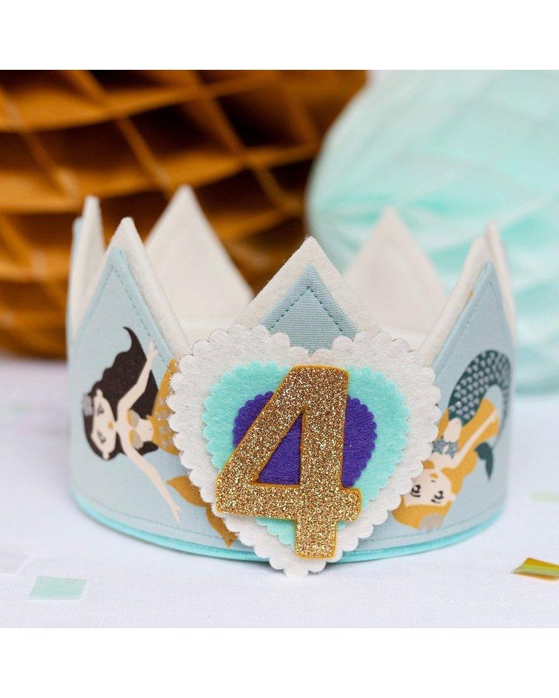 Verjaardagskroon Zeemeermin
