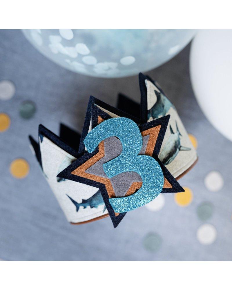 Verjaardagskroon Haai