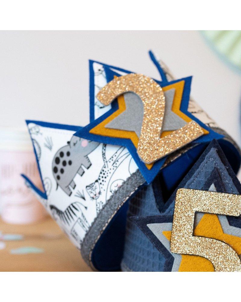 Cijfers en ster voor de Toverdierenvriendjes kroon