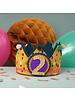 Verjaardagskroon Uni Happy Oker
