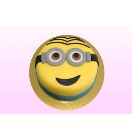 1: Sweet Planet Minions taart