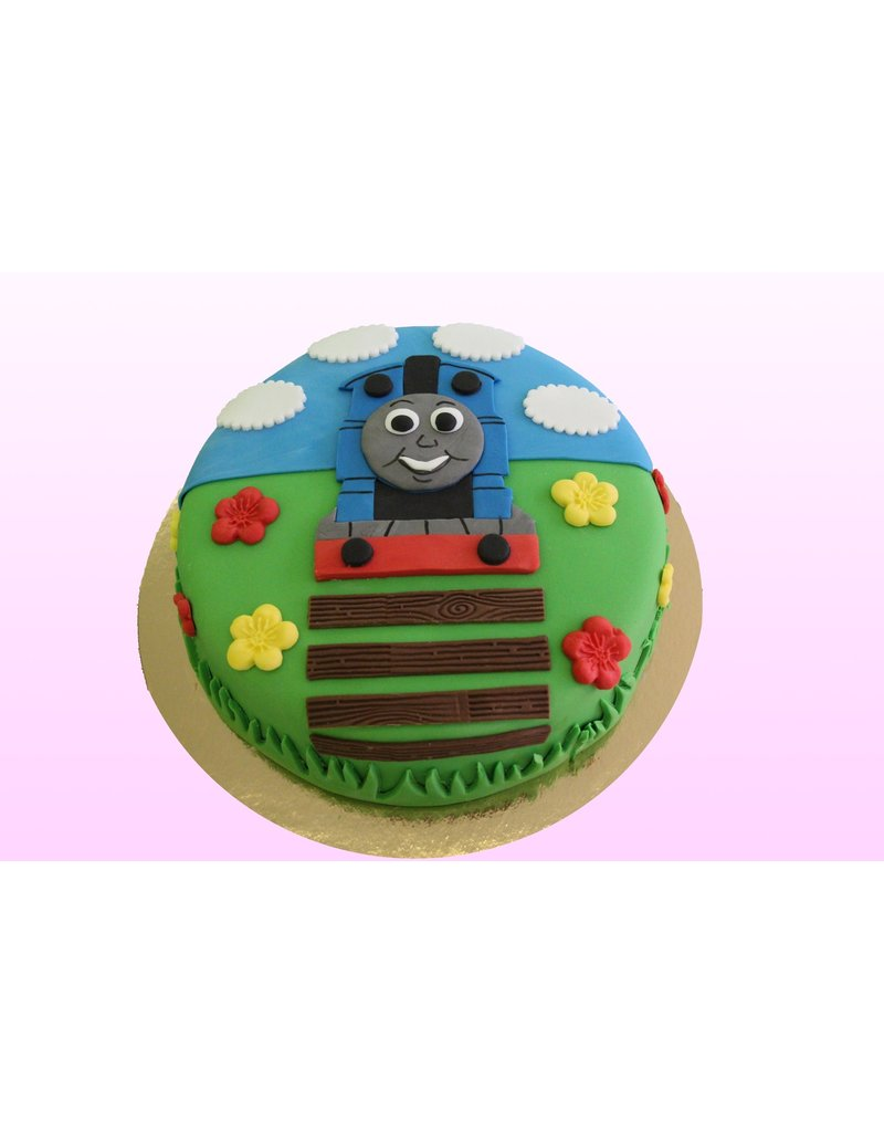 1: Sweet Planet Thomas de trein Model 1