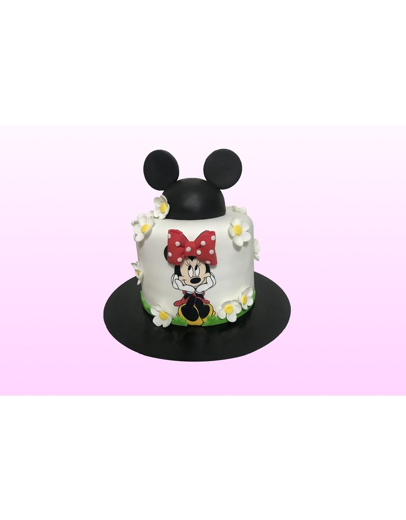 1: Sweet Planet Minnie mouse