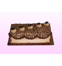 1: Sweet Planet Chocolade / mokka taart Model 2
