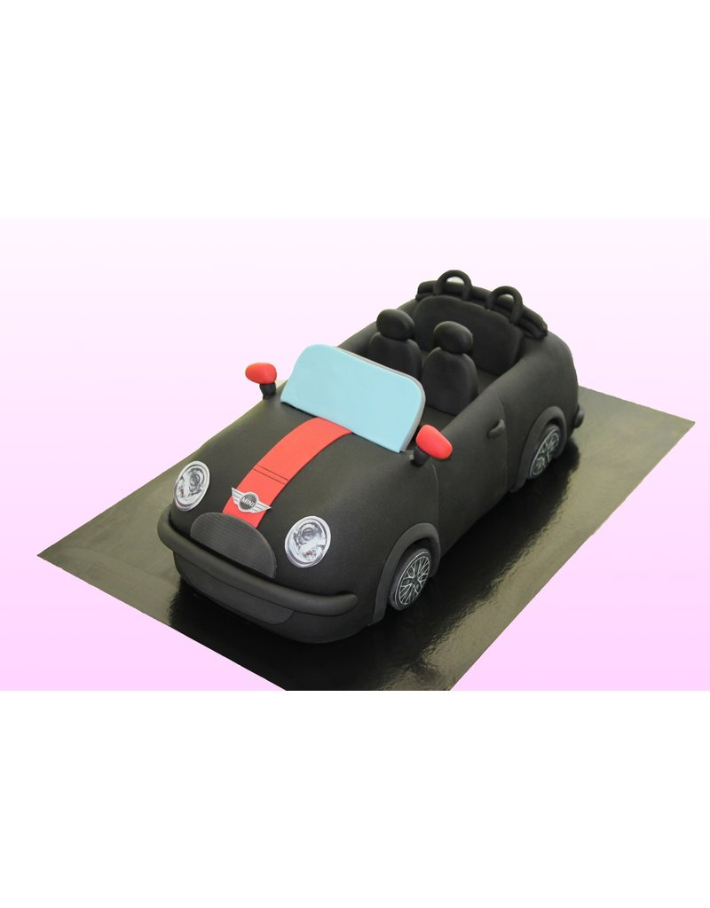 1: Sweet Planet 3D cabrio auto