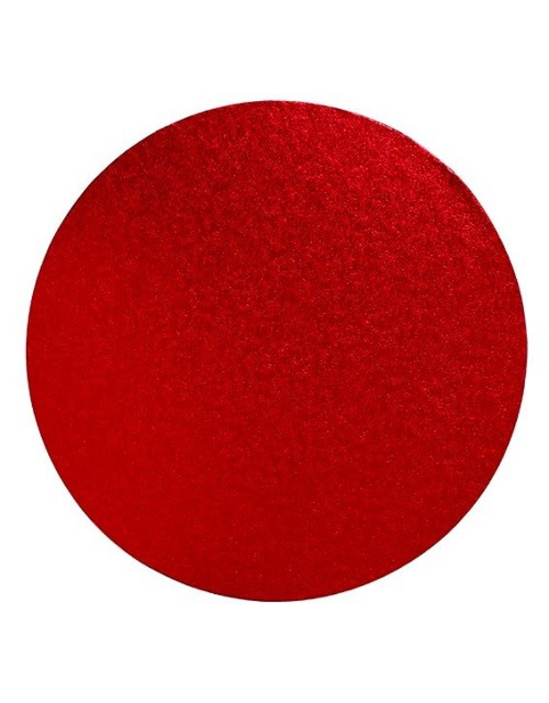 2: Sweet Store Cakedrum rond 35.5cm rood