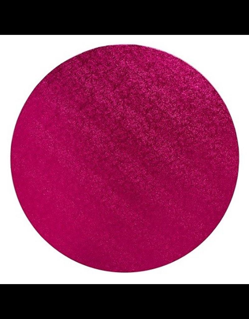 2: Sweet Store Cakedrum rond 35.5cm donker roze