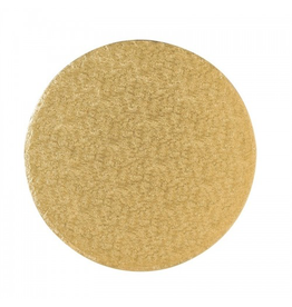 2: Sweet Store Cakedrum rond 25cm goud