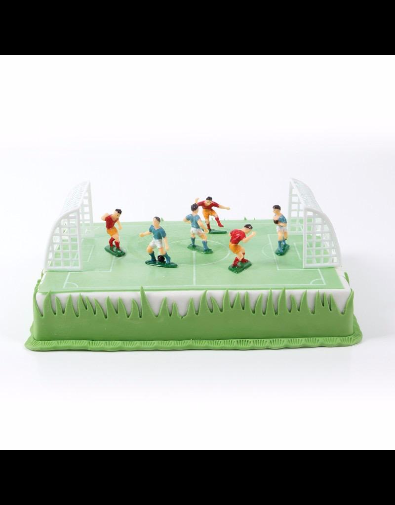 2: Sweet Store Taartset voetbal set/8