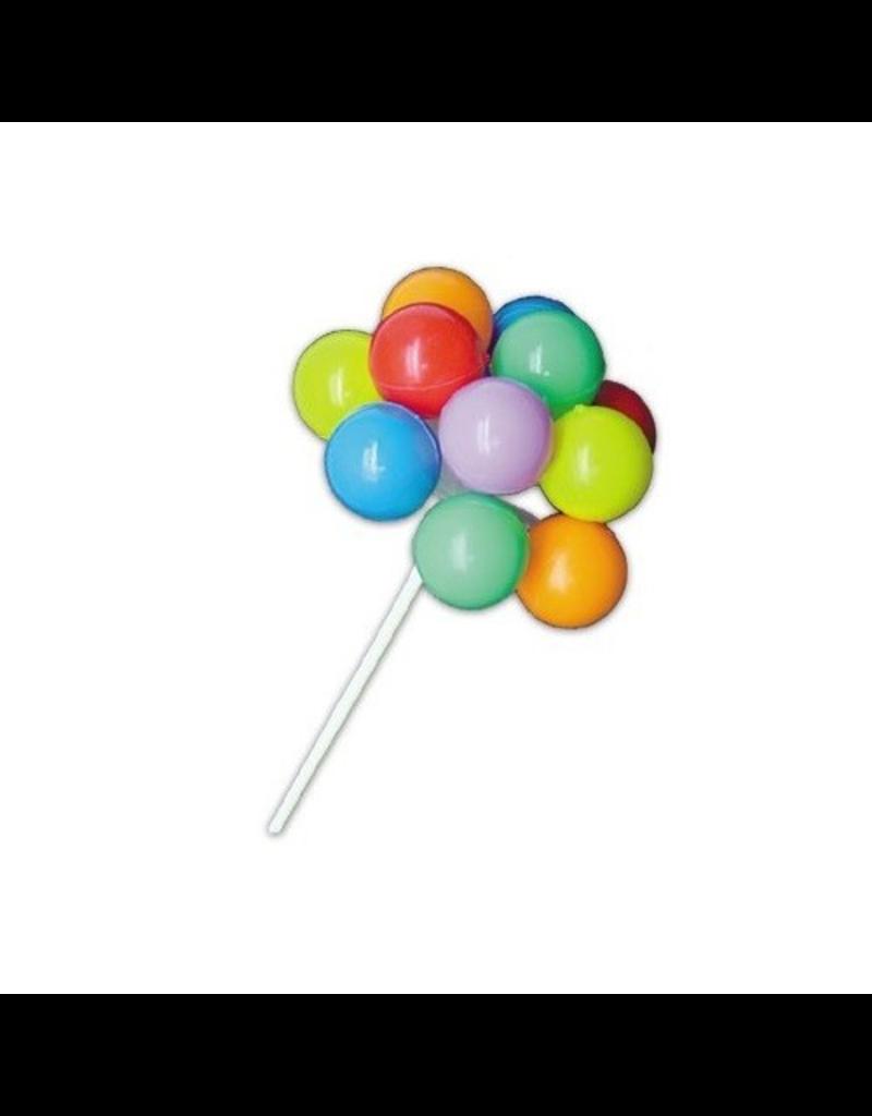 2: Sweet Store Taarttopper ballontrosjes 2st