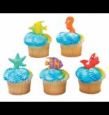 2: Sweet Store Zeedieren prikkers 12 stuks