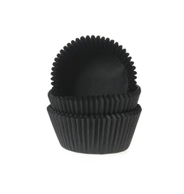 House Of Marie Cupcakecup zwart 500 st