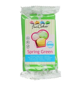 FunCakes Fondant spring green