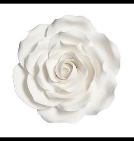Suikerbloem roos 10cm