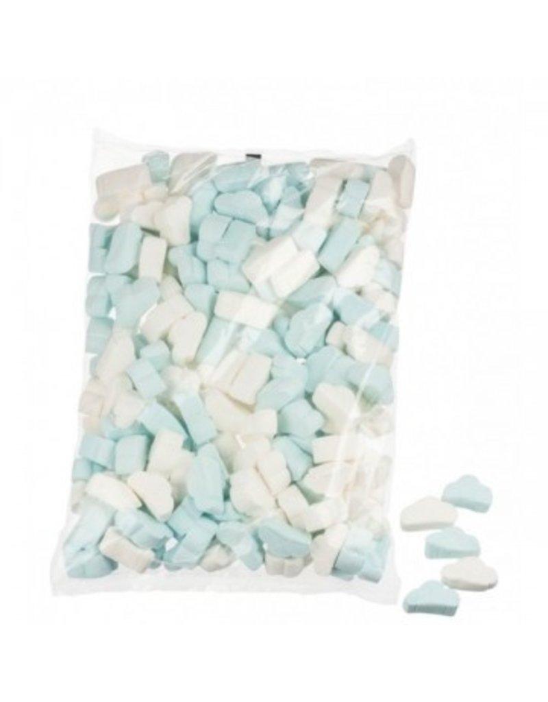 Marshmallow spek wolkjes