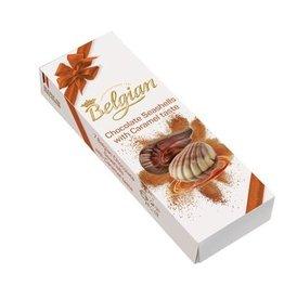 Belgian Seashells karamel