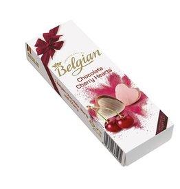 Belgian Chocolates hearts with cherry