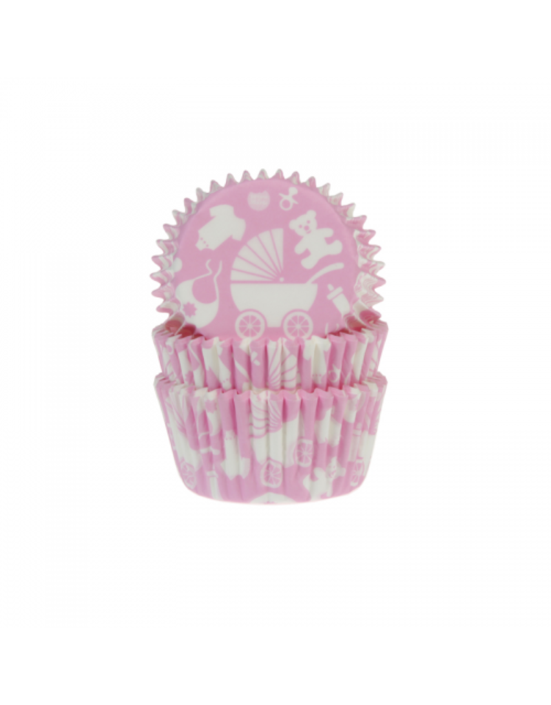 House Of Marie Cupcakecup baby roze 50st