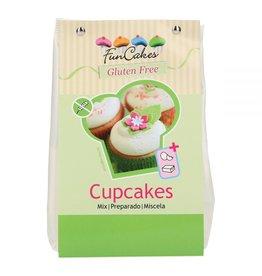 FunCakes Cupcakes mix glutenvrij 500gr Funcakes