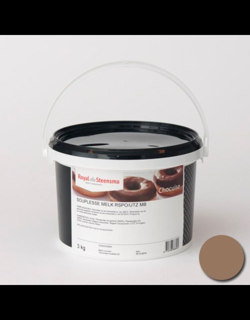 Royal Steensma Souplesse chocolade 3KG