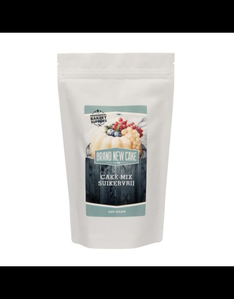 BrandNewCake Cake mix (suikervrij) 500gr