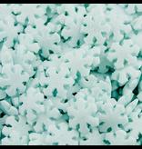 2: Sweet Store Confetti sneeuwvlokken blauw glitter 60gr